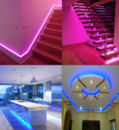 MODERNICE SUS AMBIENTES CON LUCES LED