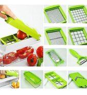 Picador Rallador Verduras Frutas 6 En 1