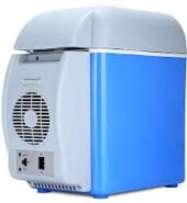 Mini Refrigeradora de 7,5 Litros para autos 12 v