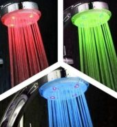 DUCHA DE COLORES LED RGB